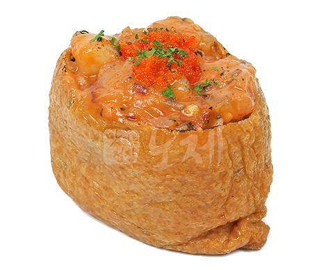 로제쉬림프유부초밥