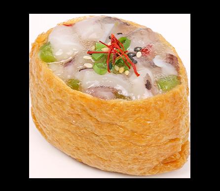 타코와사비유부초밥