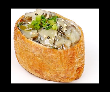 소라와사비유부초밥